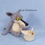 иконка игрушки волк